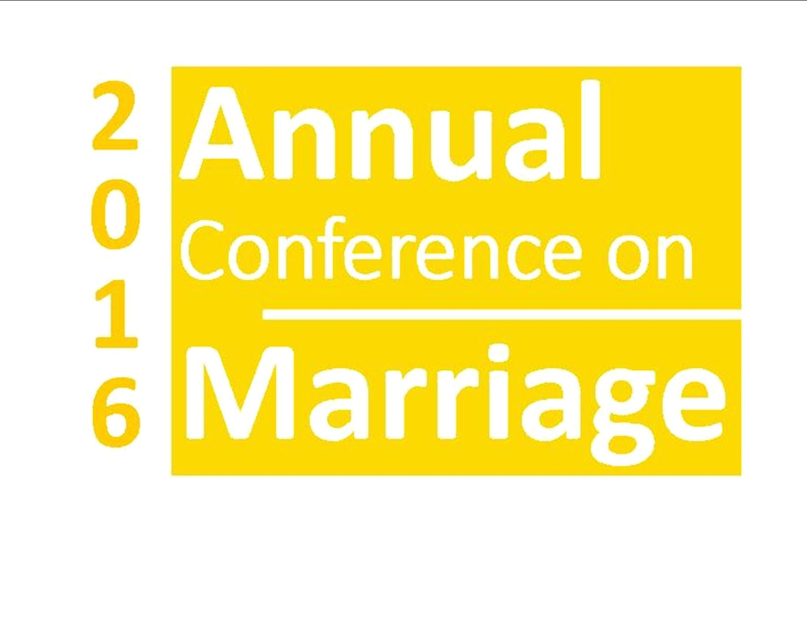 MarriageConference Logo
