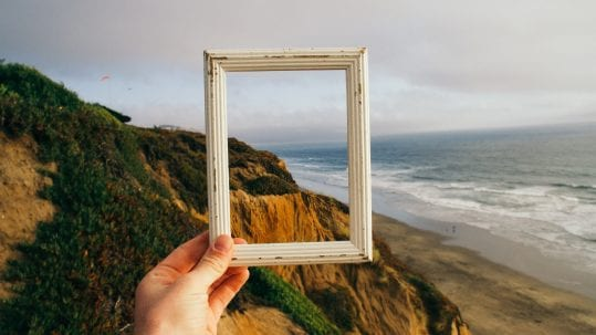 Holding a frame