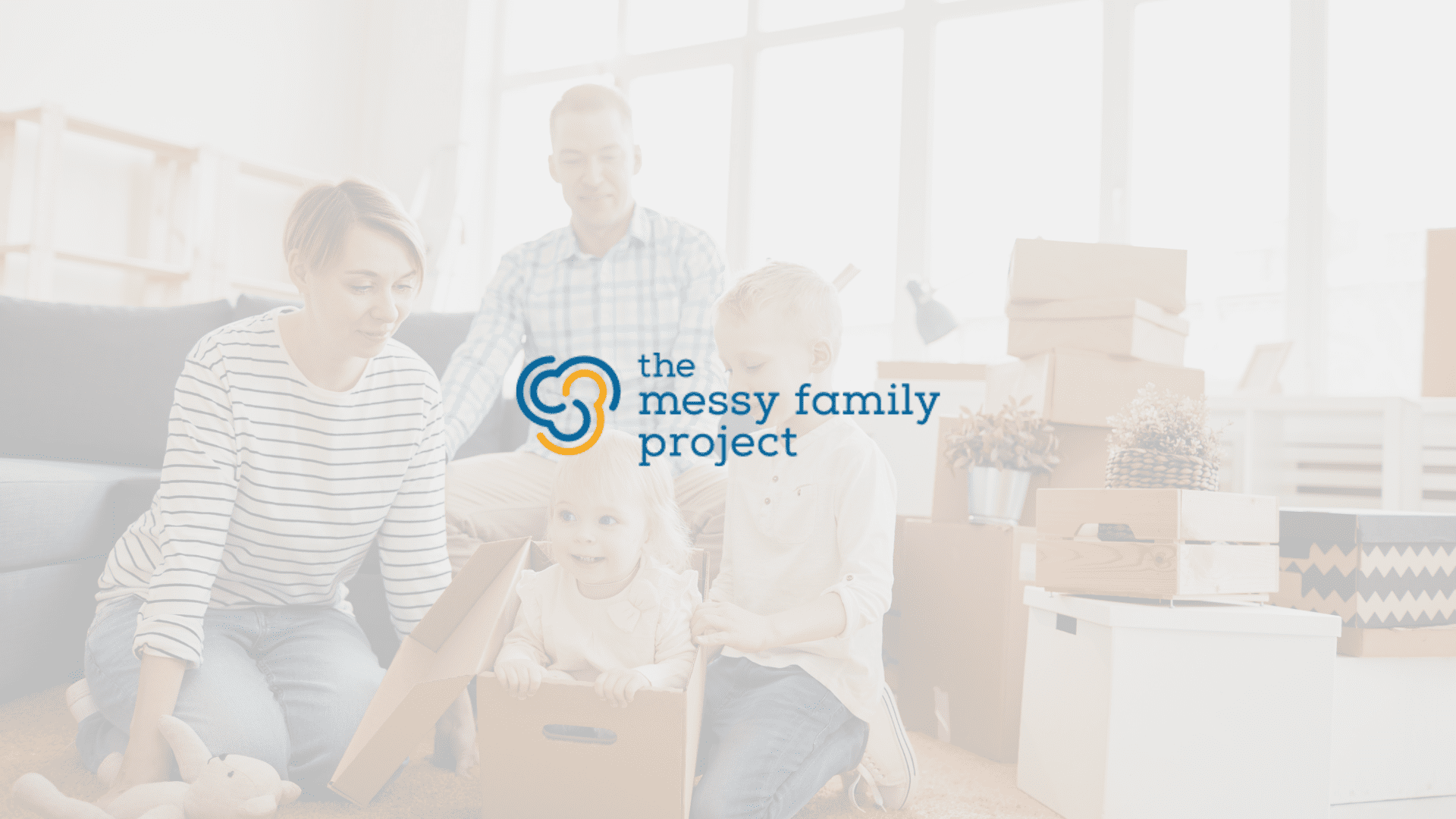 The Messy Family Project Resource