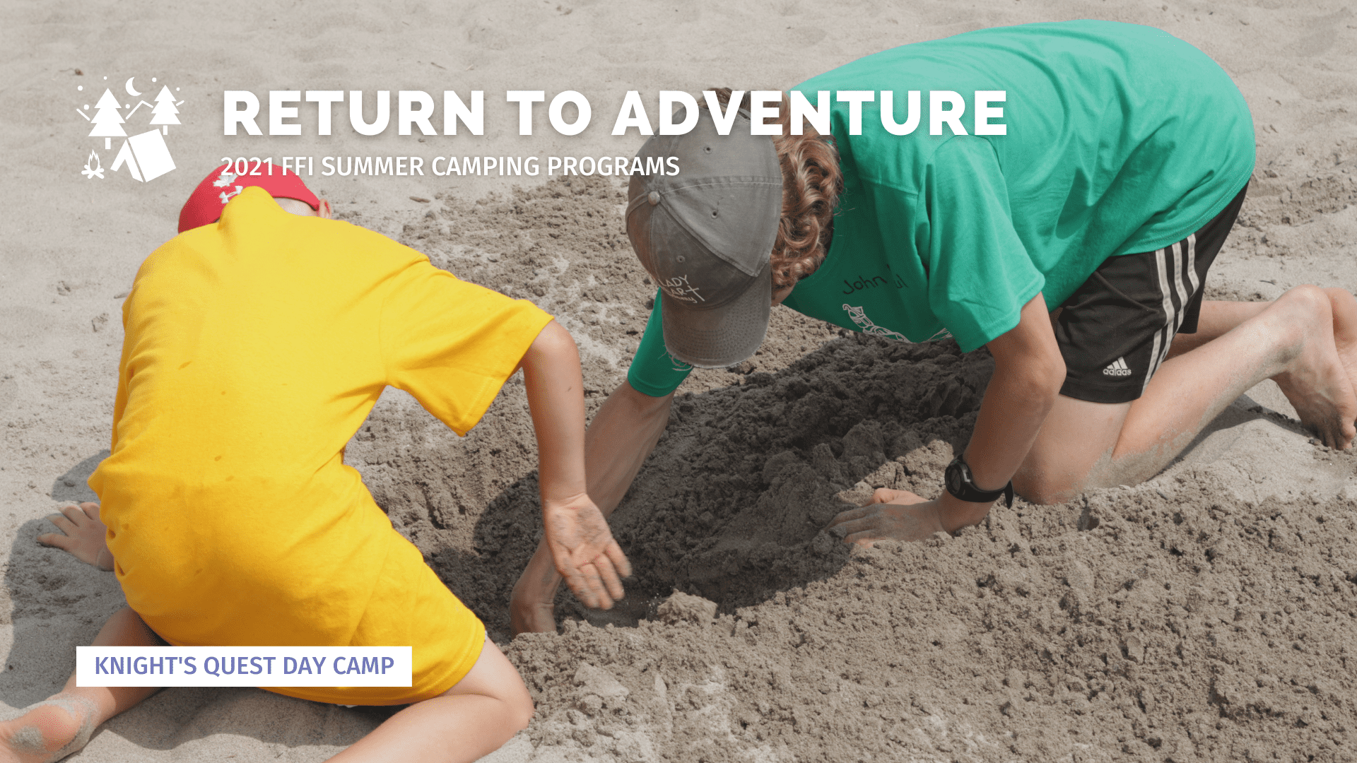 Knights Quest Day Camp