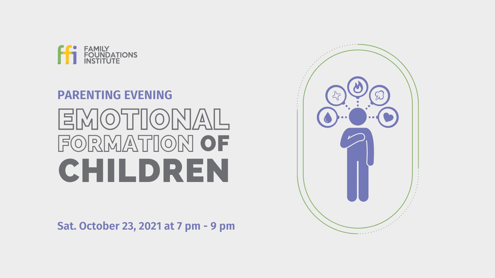 Parenting Evening October 2021